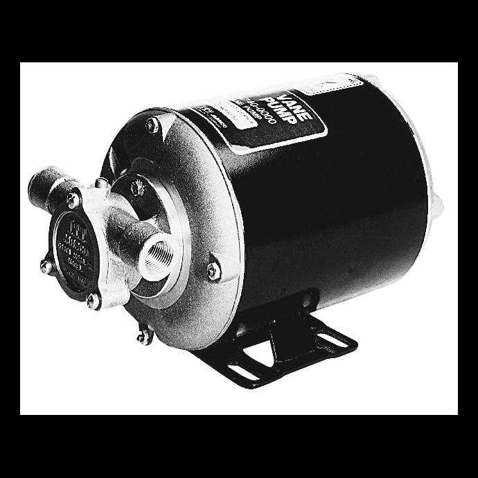 115 Volt AC Vane Pump
