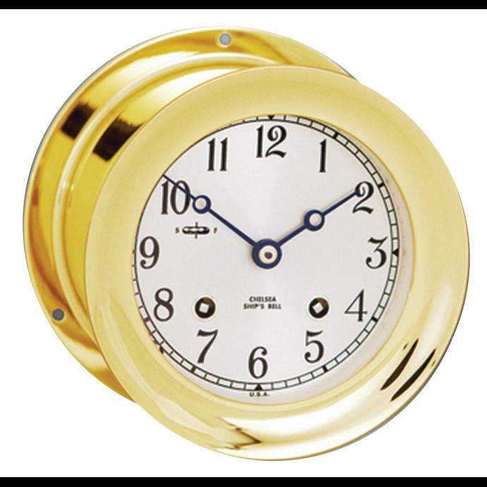 Ships Bell Clock