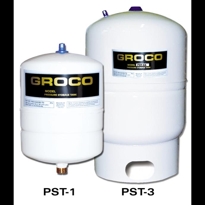 Pressure Storage/Accumulator Tanks