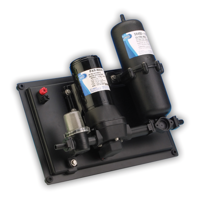 Ultra-Max Automatic Multi-Outlet Water System