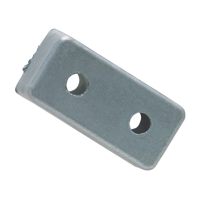 Bolt-On Style Commercial Hull Anodes - Zinc