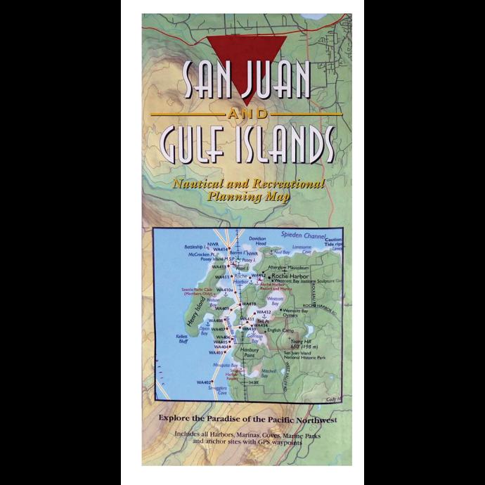 SAN JUAN ISLANDS - FOLDED