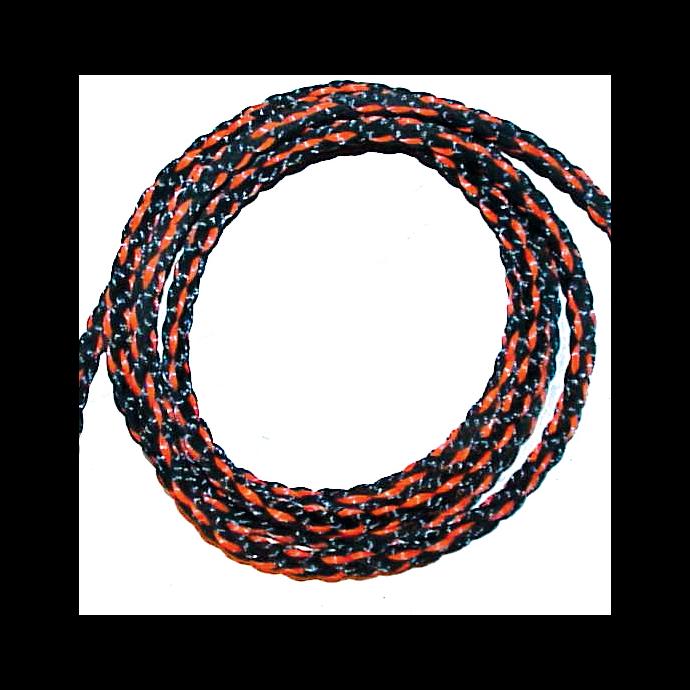 Truck Rope - Orange/Black
