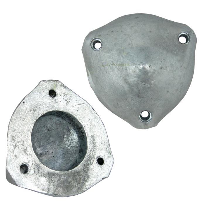 PYI Max-Prop Propeller Anodes - Zinc