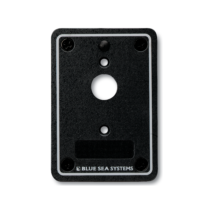 Mounting Panel for Toggle Type Magnetic Circuit Breakers