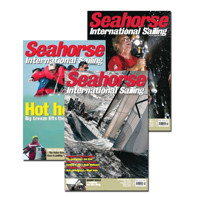 Seahorse Sailing Magazine 1