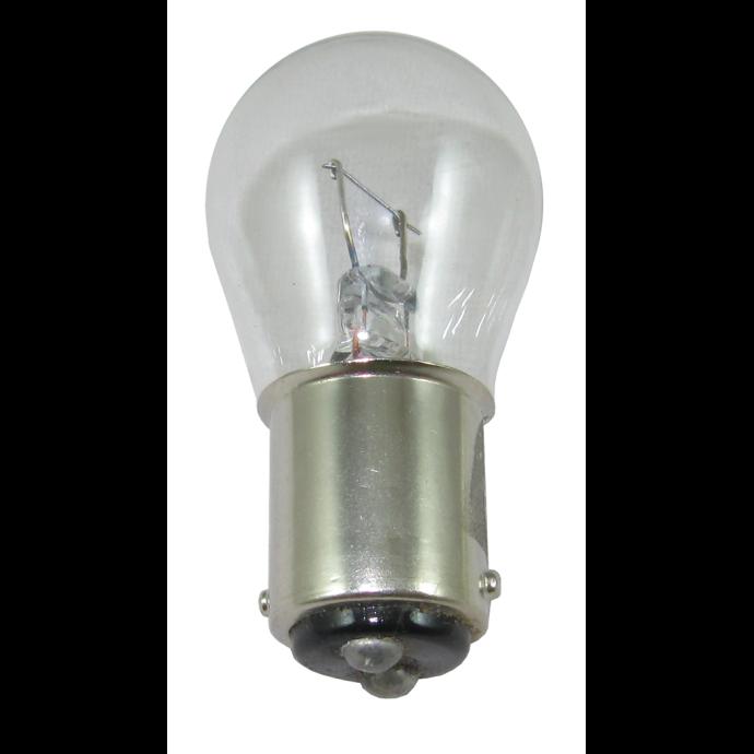 "Double Contact Bayonet Base Bulbs, 1"" diameter bulb"