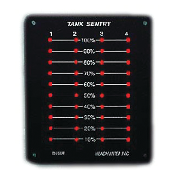 MO-3000 Series Tank Sentry Repeaters - Panel Only