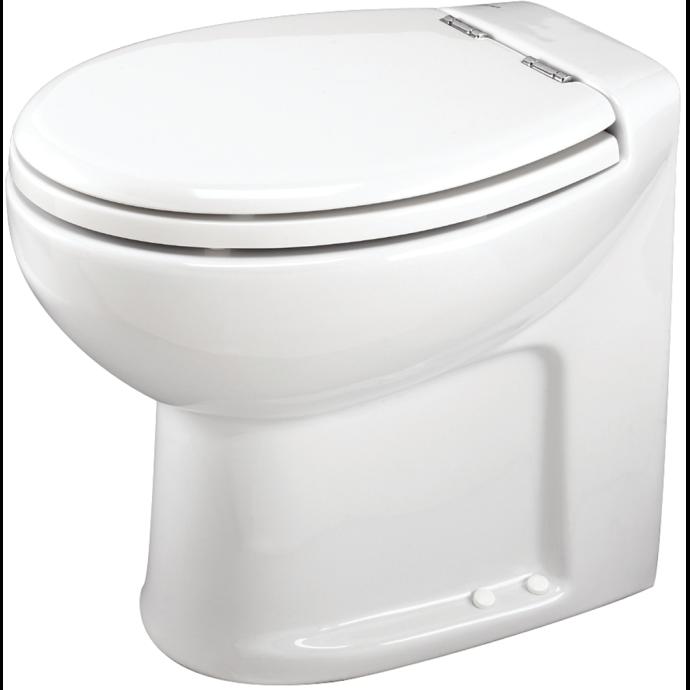 12v Tecma Silence Toilet Marine Size Bowl Thetford Fisheries Supply