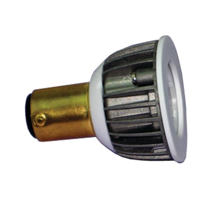 Magnum Ring™ Bayonet, G4, MR11 and MR16 LED Bulbs, Double Contact, Index