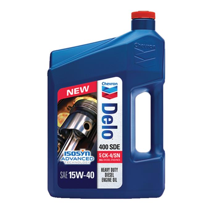 400 SDE Low Emission Motor Oil - SAE 15W-40 1