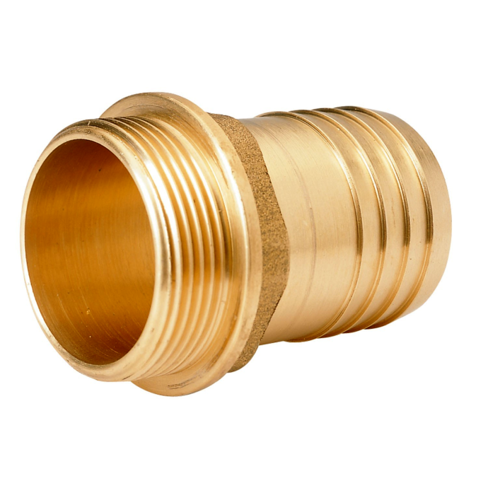 Hose Barb Adapters - Brass