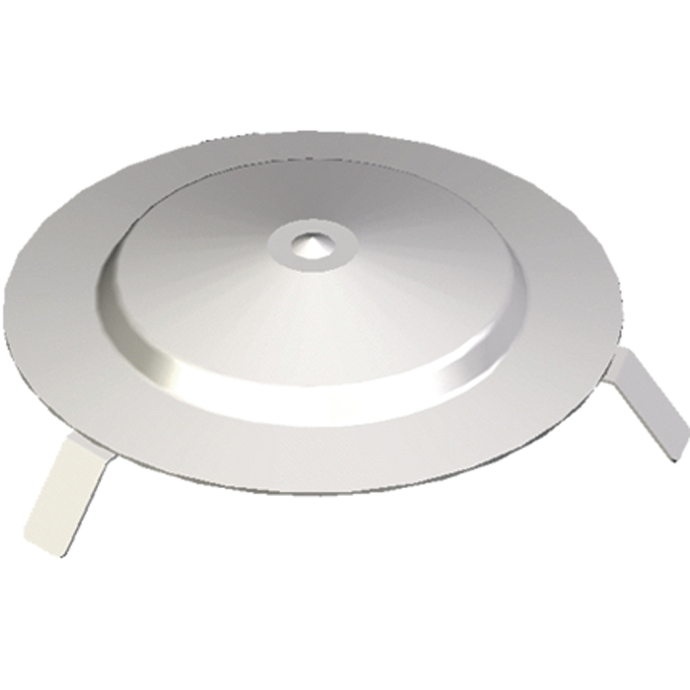 Replacement One-Piece Radiant Burner Plate - for Standard Kettle Barbeques 1