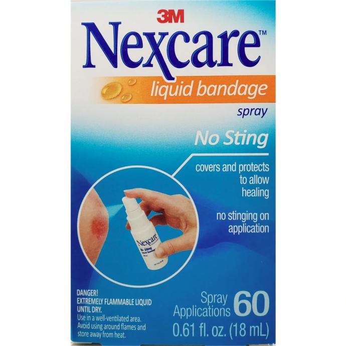 Liquid Bandage 1