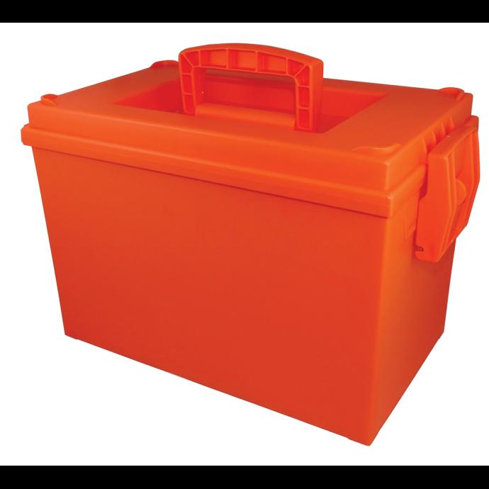 Orange Ammo Box 1