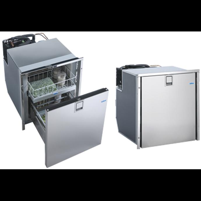 Drawer 55 Frost-Free Freezer Only - Stanless Steel Door 1