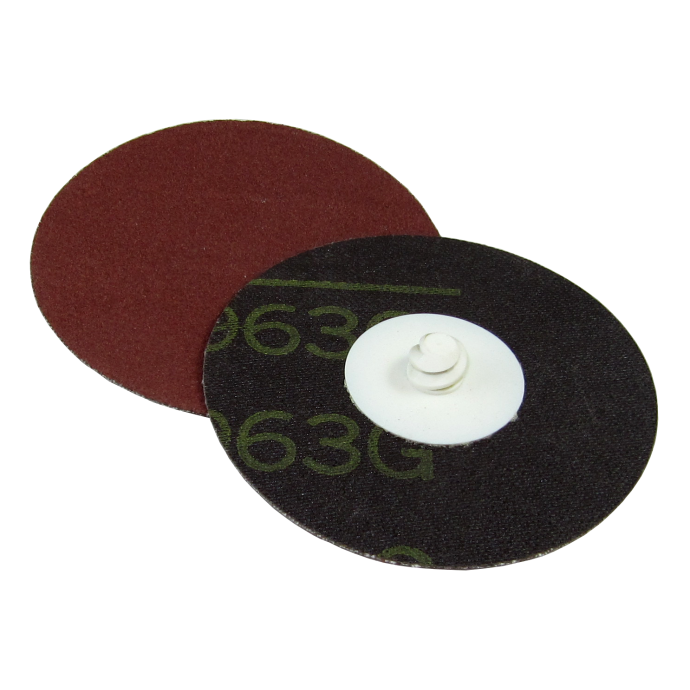 Discontinued: 963G Roloc Cloth Grinding Disc - TR Attachment 1