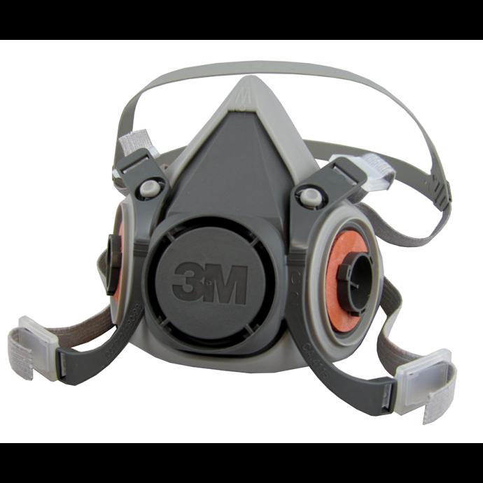 3M™ 6000 Series Half Facepiece Respirator