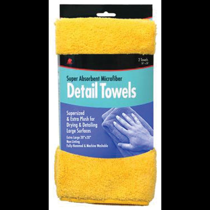Microfiber Detail Towels 1