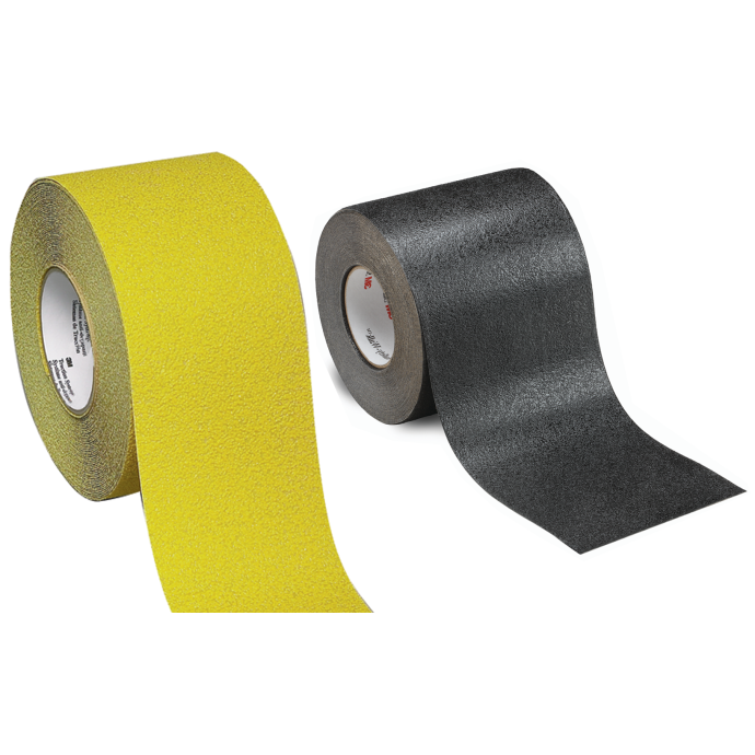 500 Series Safety Walk - Abrasive Coated, Slip-Resistant, Conformable Tape 1