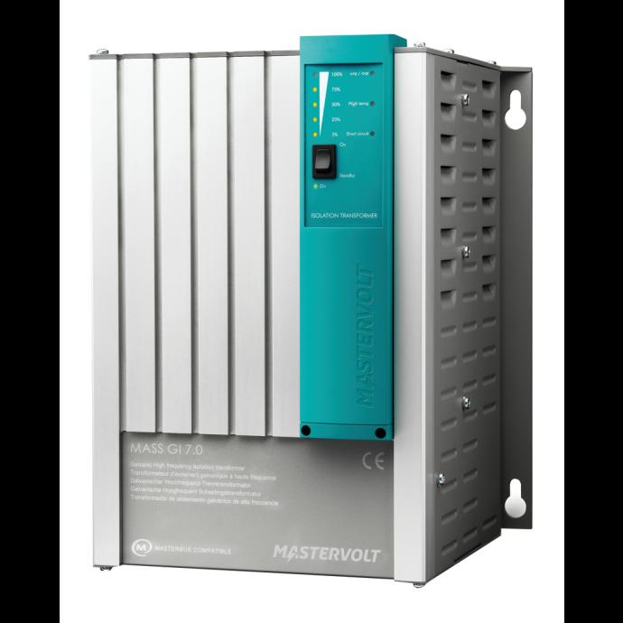 Mass GI 7 Isolation Transformer - 32 A/230V AC, 7 kW 1