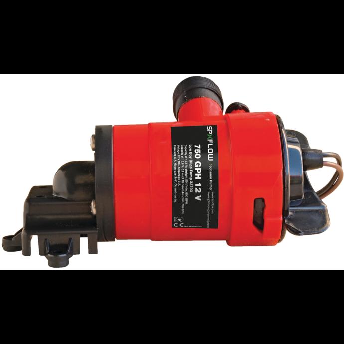 750 GPH Low Boy Bilge Pump 1