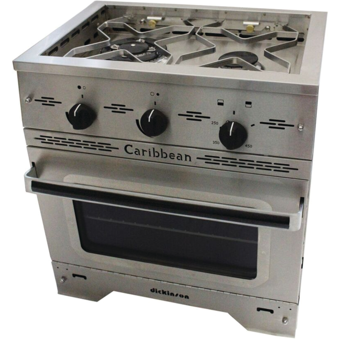 Caribbean Propane Cookstove with Oven