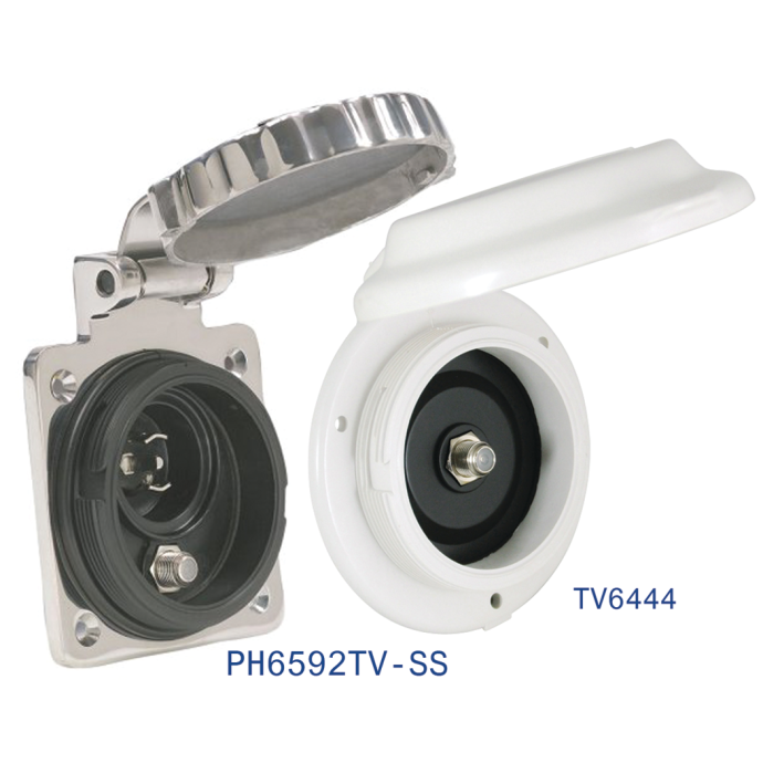 Phone & Cable TV Inlets