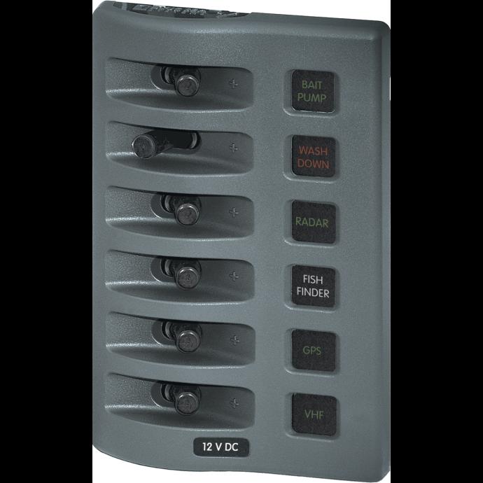 WeatherDeck™ Water Resistant Panels