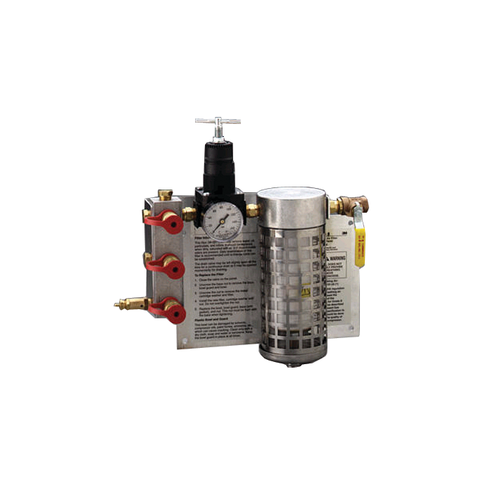 3M? Portable Air Purification Panel - W-2806