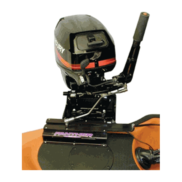 Panther 101 Saltwater Outboard Bracket