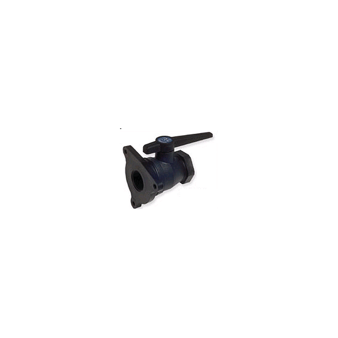 Marelon® Full-Flow Seacocks
