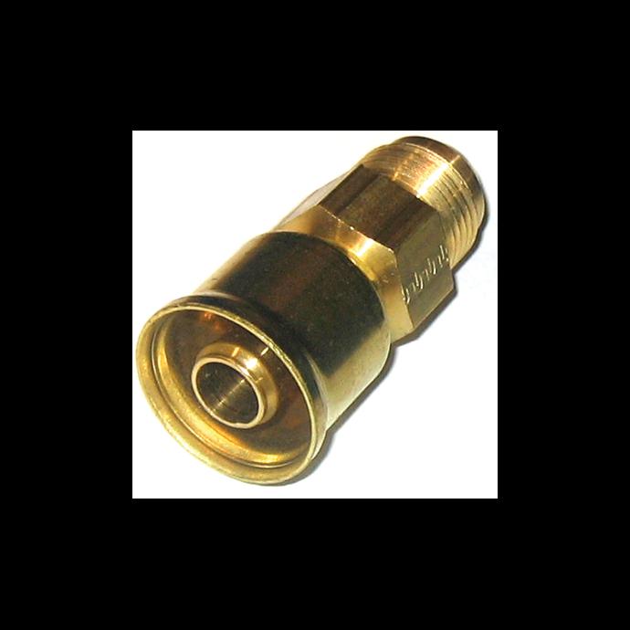 Crimp Fit JIC37 (Flare) Fuel Hose Fittings