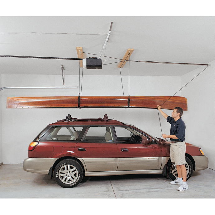 Utility, Bike and Dinghy Hoister Lift System 1
