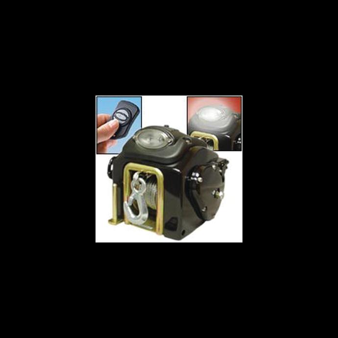 Remote Controlled Trailer Winches - 11,500 lb