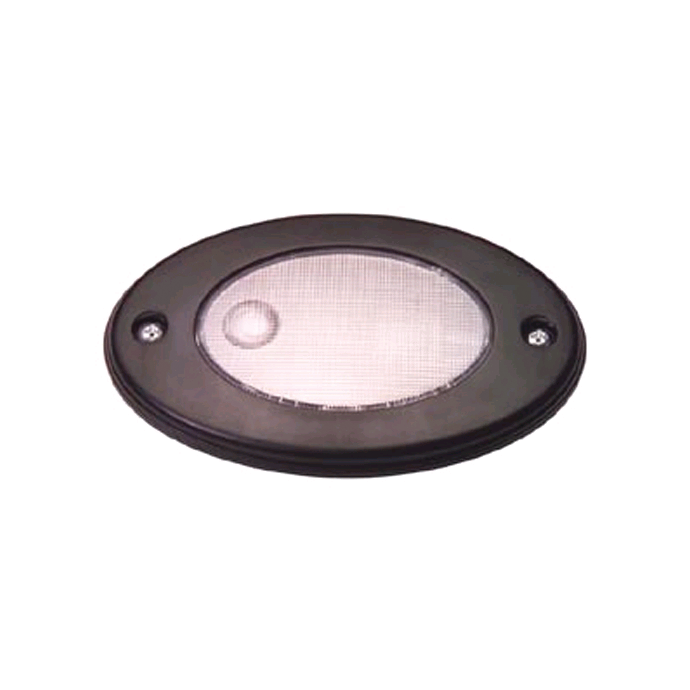 Oval Incandescent Compartment Lights