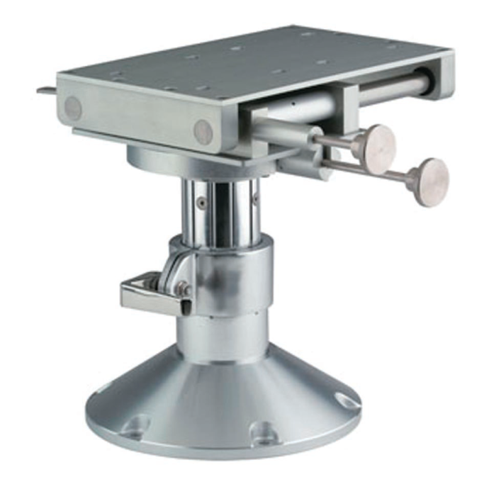 Commander Yacht Seat Pedestal Systems