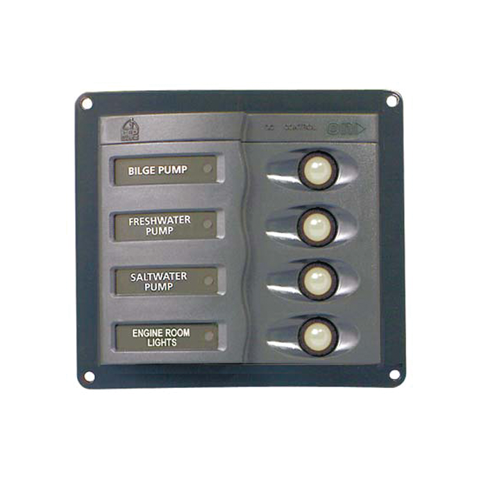 Systems in Operation Panel