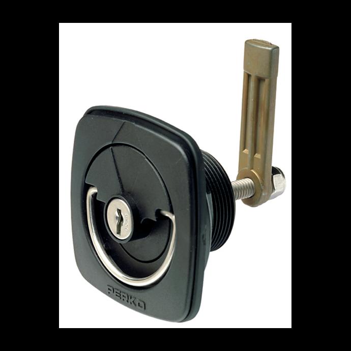 Flush Cam Lock - Straight or Offset Cam Bars