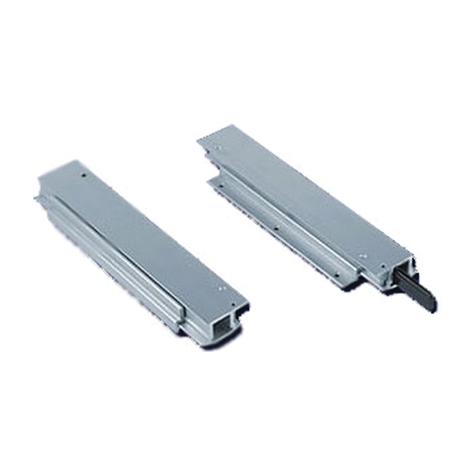 Tandem Fore and Aft Seat Slide Track Hardware
