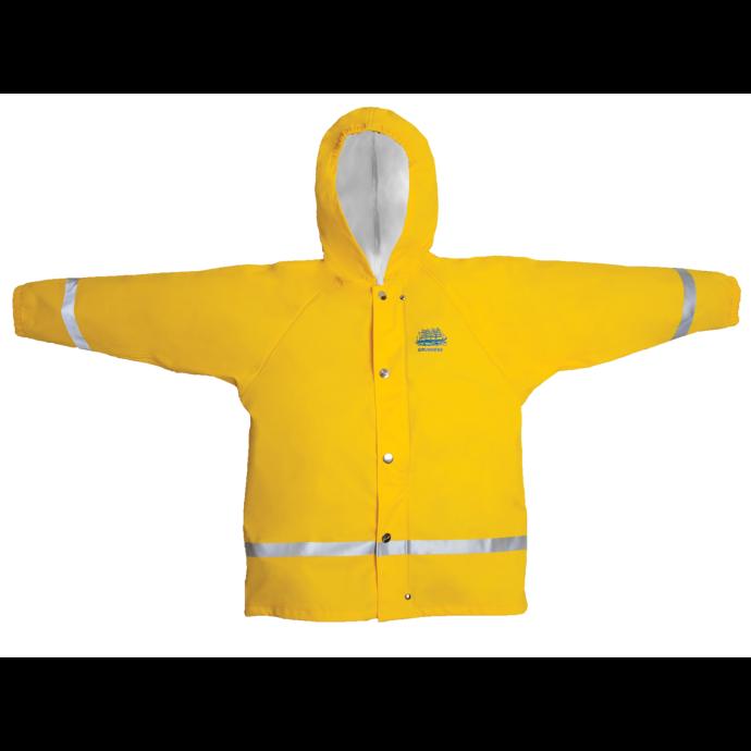 Zenith 293/4 Kid's Hooded Jacket & Bibs