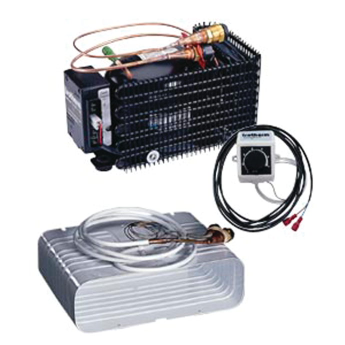 Compact, Classic Fan Cooled Modular Refrigeration Unit