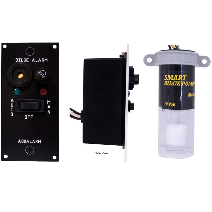 Smart Bilge Pump Switch & Alarm
