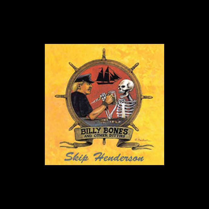 Billy Bones & Other Ditties CD