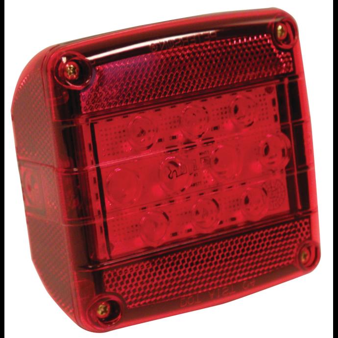 V840 Piranha LED Submersible Combination Stop, Turn & Tail Light