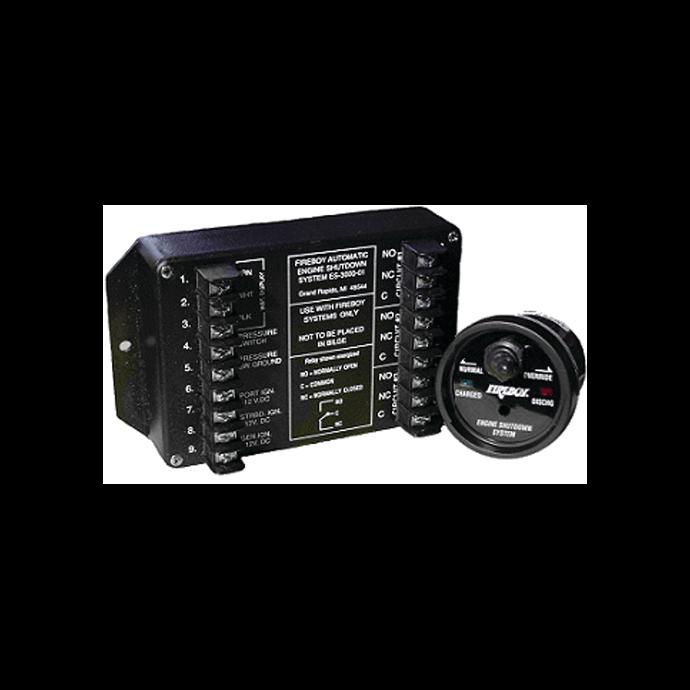 Automatic Engine Shutdown System - ELS Series