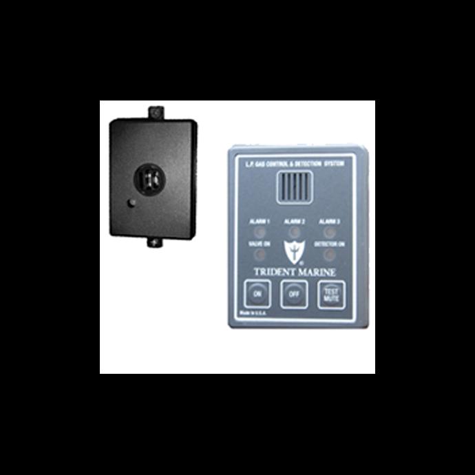 Marine LP Gas Control & Detection System