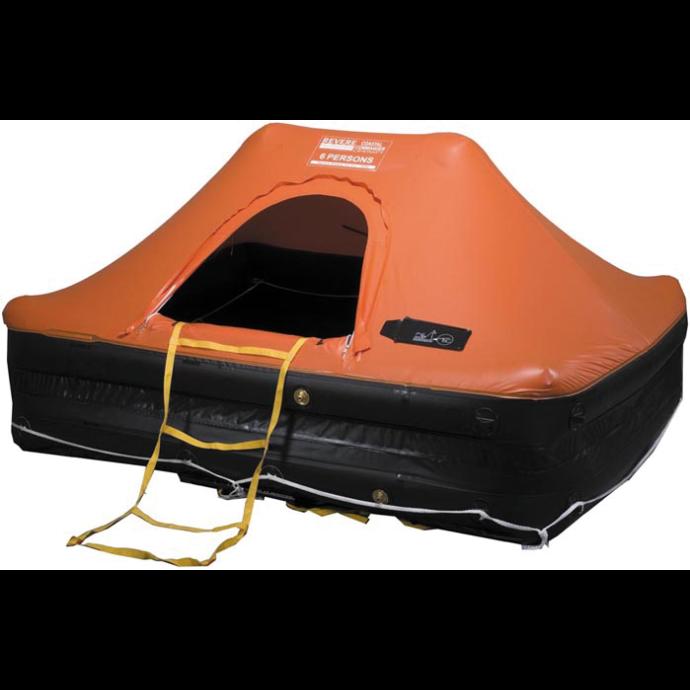 Coastal Commander Life Raft