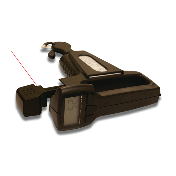 Sonic-Laser Digital Fishing Scale XP