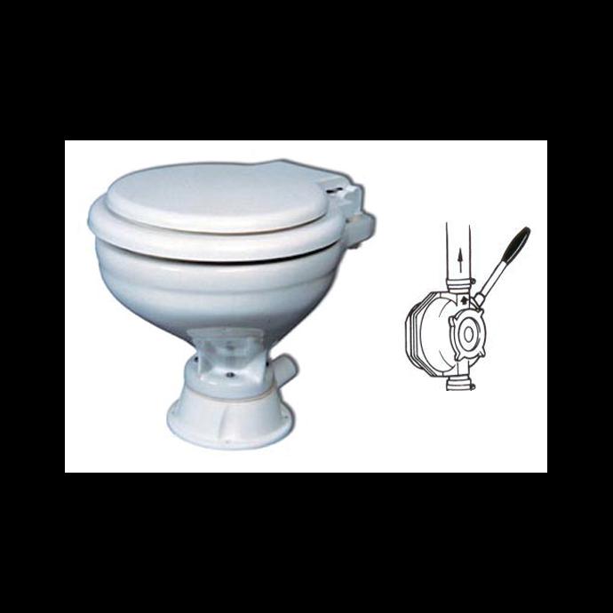 """Popular"" Model Toilet"